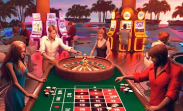 Rich Palms Casino Games