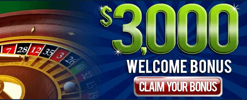 Vegas Casino Online Welcome Bonus