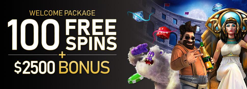 Vegas Crest Casino Welcome Bonuses