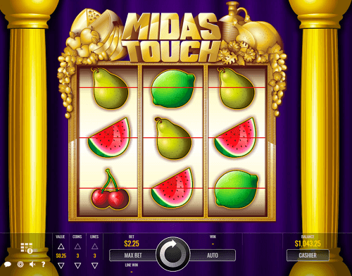 Midas Touch Slot Game