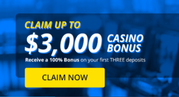 Sports Betting AG Welcome Bonus