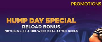 Super Slots Midweek Bonus