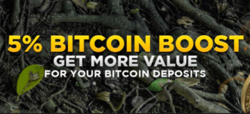 Wild Casino 5% Bitcoin Bonus