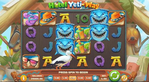 Hotel Yeti Way Slot