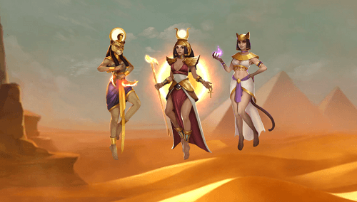 Sisters of the Sun Slot
